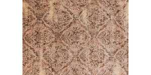 LOLOI AF-19 Anastasia Power Loomed Rug Tobacco/Antique Ivory 7 ft 10 in X10 ft 10 in