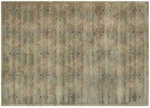 LOLOI NY-09 Nyla Power Loomed Rug Taupe /Gold 7 ft 6 in X10 ft 5 in