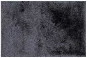 LOLOI OR-01 Orian Shag Rug Charcoal 5 ft X7 ft 6 in