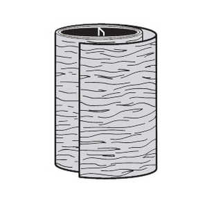 Cellwood ALATC 24NP Pvc Trim Coil Pewter 24 in