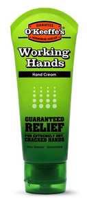 O'Keeffe's K0290001 Working Hands Hand Cream 3 Oz Tube