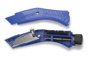 Lutz 35700 Quick Change Razor Knife Blue