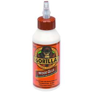Gorilla Glue 6200002 Wood Glue 8 Oz