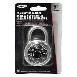 Vector 1024 Padlock Combination 2 in
