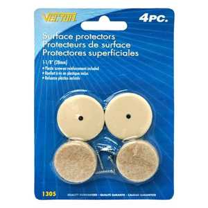 Vector 1305 Surface Protector 11/8 in 4pc