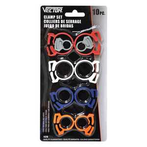Vector 1478 Clamp Set 10pc
