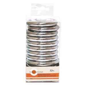 Vector 3648 Hooks Snap 12pc Electrical Silver