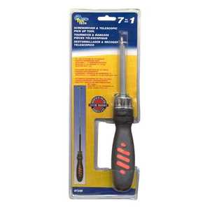 Vector 97328 7 in 1 Screwdriver & Telescopic