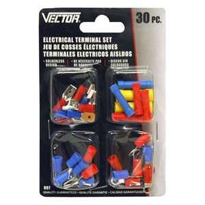 Vector 997 Terminal Set Electrical 30pc