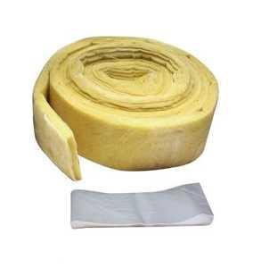 M-D Building Products 4929 Fiberglass Pipe Wrap 1/2 3x25 ft