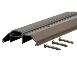 M-D Building Products 10017 Deluxe High Threshold W/Vinyl Seal 36 in