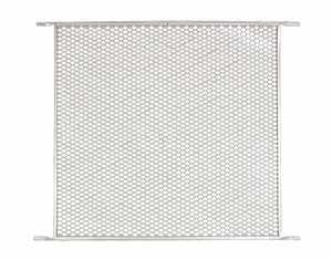 M-D Building Products 33605 Push Grille Aluminum 30-36 in Satin