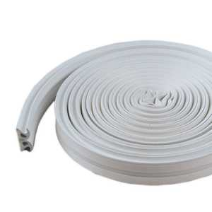M-D Building Products 43846 17-Foot White All-Climate ThermaBlend Weatherstrip