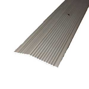 M-D Building Products 43854 Carpet Trim Wide Fluted 13/8x36
