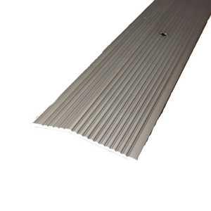 M-D Building Products 43856 Carpet Trim Wide Fluted 13/8x72