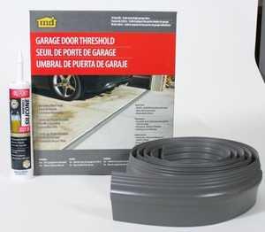 M-D Building Products 50100 Garage Door Threshold Kit 10 ft