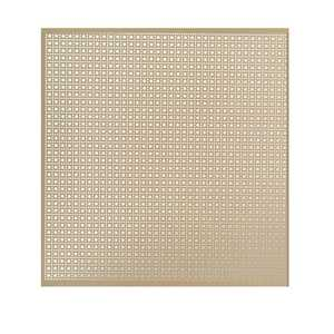 M-D Building Products 57265 3 ft X 3 ft Lincane Aluminum Sheet .020 in Thick