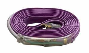 M-D Building Products 64428 Pipe Heating Cable W/Thermostat 18 ft