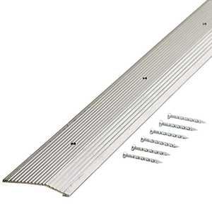 M-D Building Products 78154 Carpet Trim Fluted 1-3/8 in X 72 in
