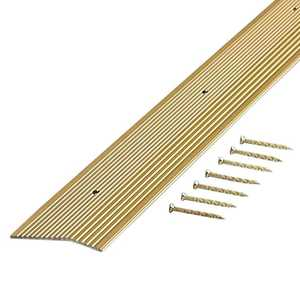 M-D Building Products 79004 Carpet Trim Fluted 7/8 in X 36 in