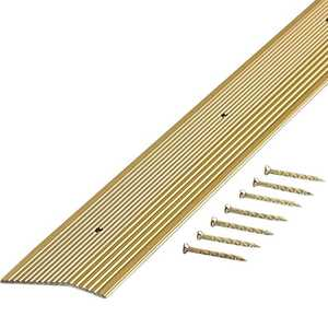 M-D Building Products 79251 Carpet Trim Extra Wide Fluted 2 in X 72 in