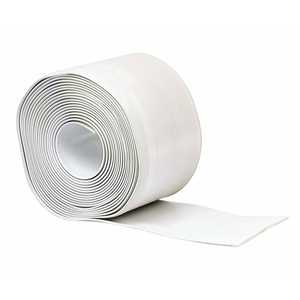 M-D Building Products 93203 Self Adhesive Cove Base 4x20 ft White