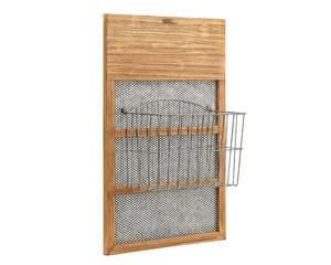 Magnolia Home 90901514B2 Mesh Hanging Letterbox