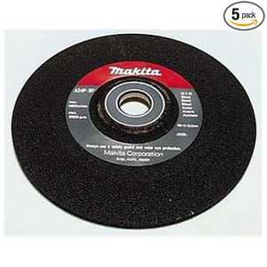 Makita 741402-8-1 Wheel Grinding 4x3/16 24grit