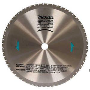 Makita A-90532 Blade Dry Metal Cut 12 in x60t