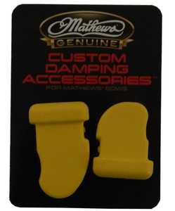 Mathews 80517 String Supressor Yellow 2 Pk