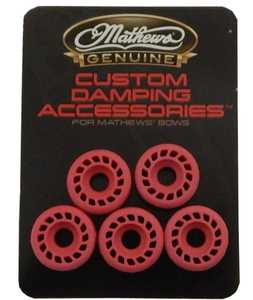 Mathews 80535 Roller Guard Pink 5 Pk