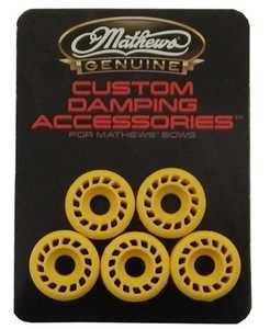 Mathews 80538 Roller Guard Yellow 5 Pk