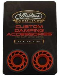 Mathews 80592 Hds Lite 3/8 Orange 2 Pk