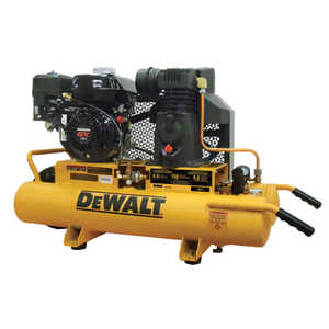 DeWalt DXCMH1608WB 8-Gallon Wheelbarrow Portable Air Compressor