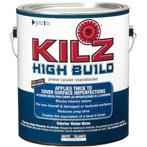 Kilz L200101 Kilz High Build Latex Primer Gal