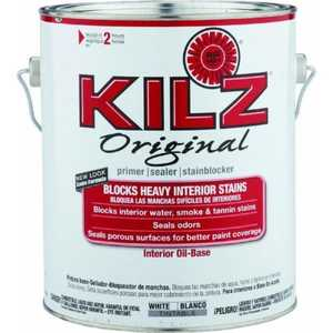 Kilz 10936 Original Oil-Base Interior Primer - Low Voc Gal