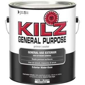 Kilz 58001 Kilz 1-Gal. General Purpose Exterior Water-Base Primer