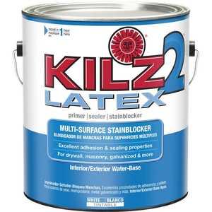 Kilz 20002 Kilz 2 1-Qt. Latex Interior/Exterior Primer
