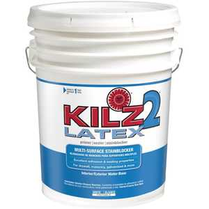 Kilz 20000 Kilz 2 5-Gal. Latex Interior/Exterior Primer - Low Voc