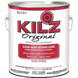 Kilz 10001 Kilz 1-Gal. Original Oil-Base Interior Primer