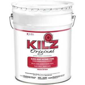 Kilz 10000 Kilz 5-Gal. Original Oil-Base Interior Primer