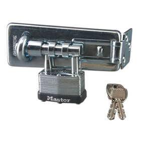 Master Lock 450D Hasp Lock