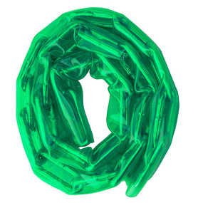 Master Lock 73D Chain 3 Ft Green Sleeve