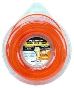 Max Power Precision Parts 332295C Square One Trimmer Line .095-Inch