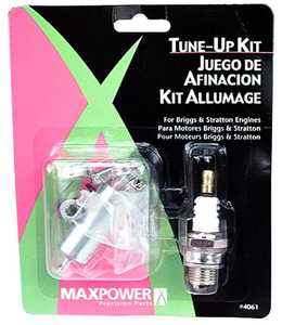Max Power Precision Parts 334061W Tune Up Kit Briggs and Stratton Engines