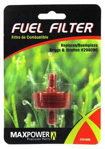 Max Power Precision Parts 334286C Fuel Filter Line For Briggs and Stratton