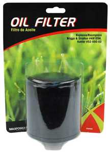 Max Power Precision Parts 334294 Oil Filter For Briggs and Stratton/Kohler
