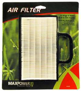 Max Power Precision Parts 334360 Air Filter For Briggs and Stratton