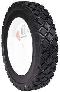 Max Power Precision Parts 335080 8-Inch Plastic Wheel