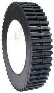 Max Power Precision Parts 335085 8-Inch Plastic Wheel
